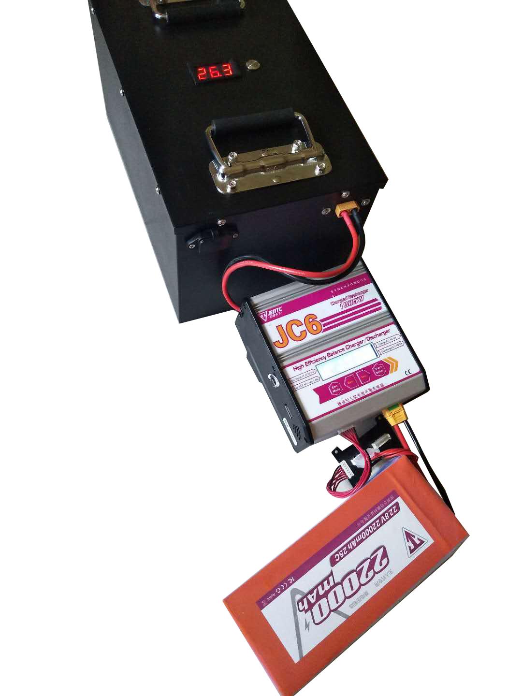 场外电源(给无人机电池供电)