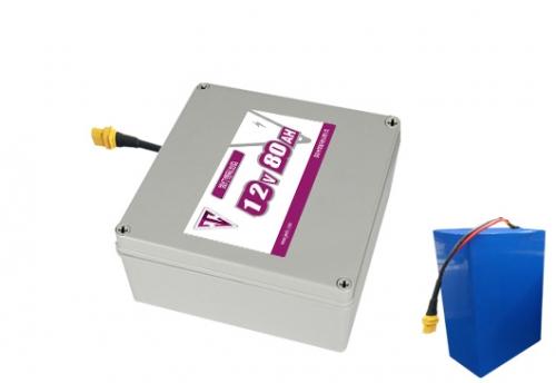 太阳能定制锂电池