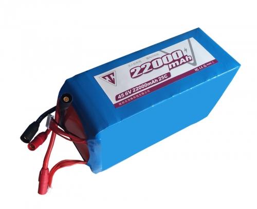高压植保无人机电池12S22000mah