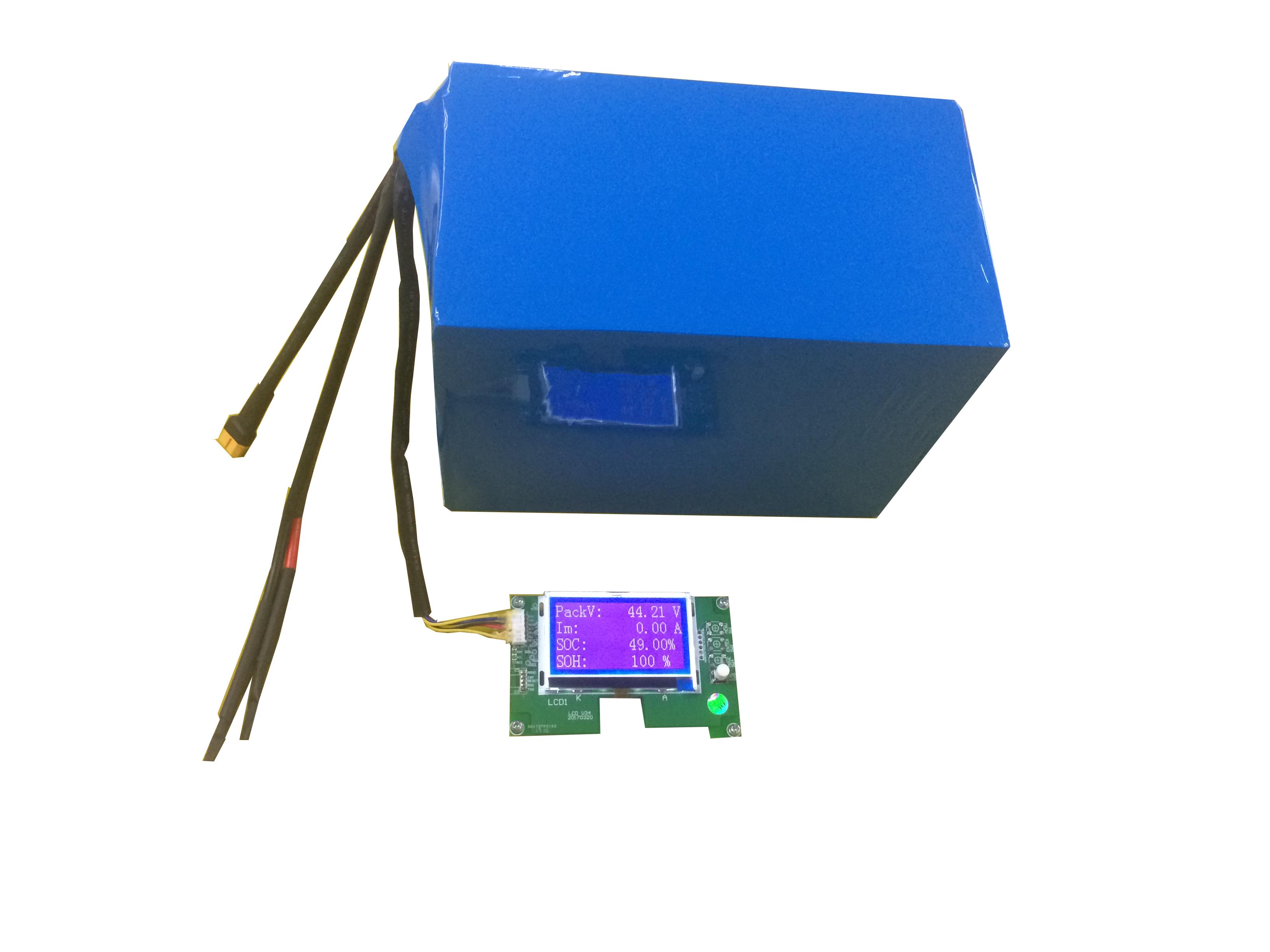 48v锂电池(恒压输出)